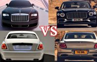 Bentley Flying Spur vs Rolls Royce Ghost (2020) Head to Head Review!