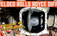 WELDING-A-Rolls-Royce-Diff-For-MEGA-Smoky-Burnouts